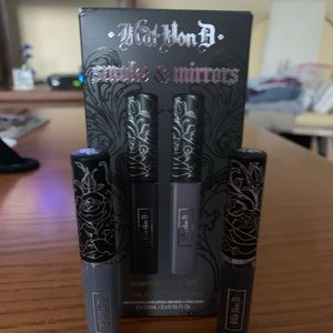 Kat Von D Smoke & Mirrors mini Lip duo NWT